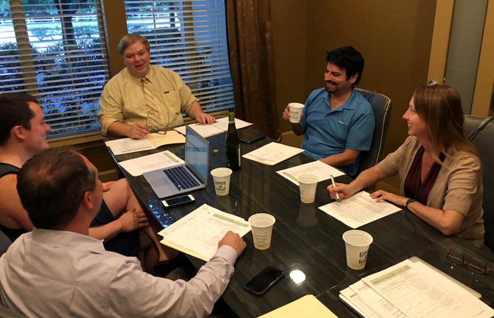 Social - 2nd Wednesday of the month7:00 pmEast Tower Wallace RoomThis committee is responsible for promoting a sense of community among residents by planning and coordinating social activities, including parties, gatherings, events, etc. Event List.Photo: July 12, 2017 committee meeting.