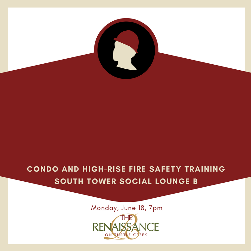 High-Rise Fire Safety Training — The Renaissance on Turtle Creek