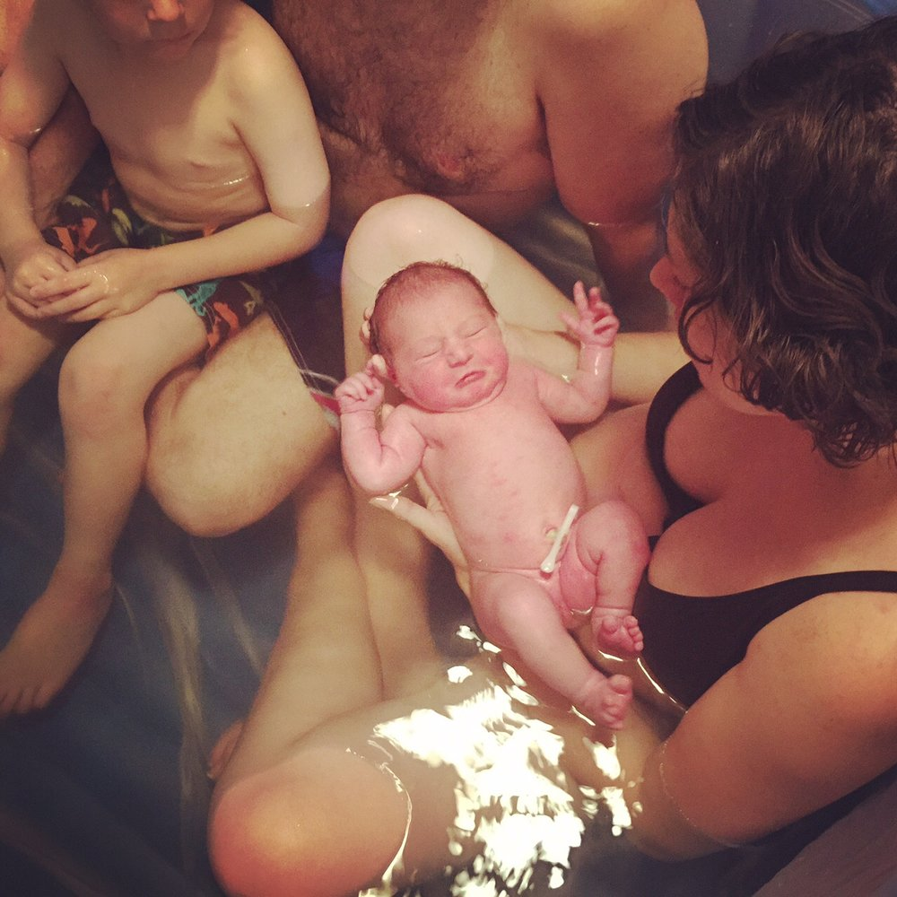 Water Birth