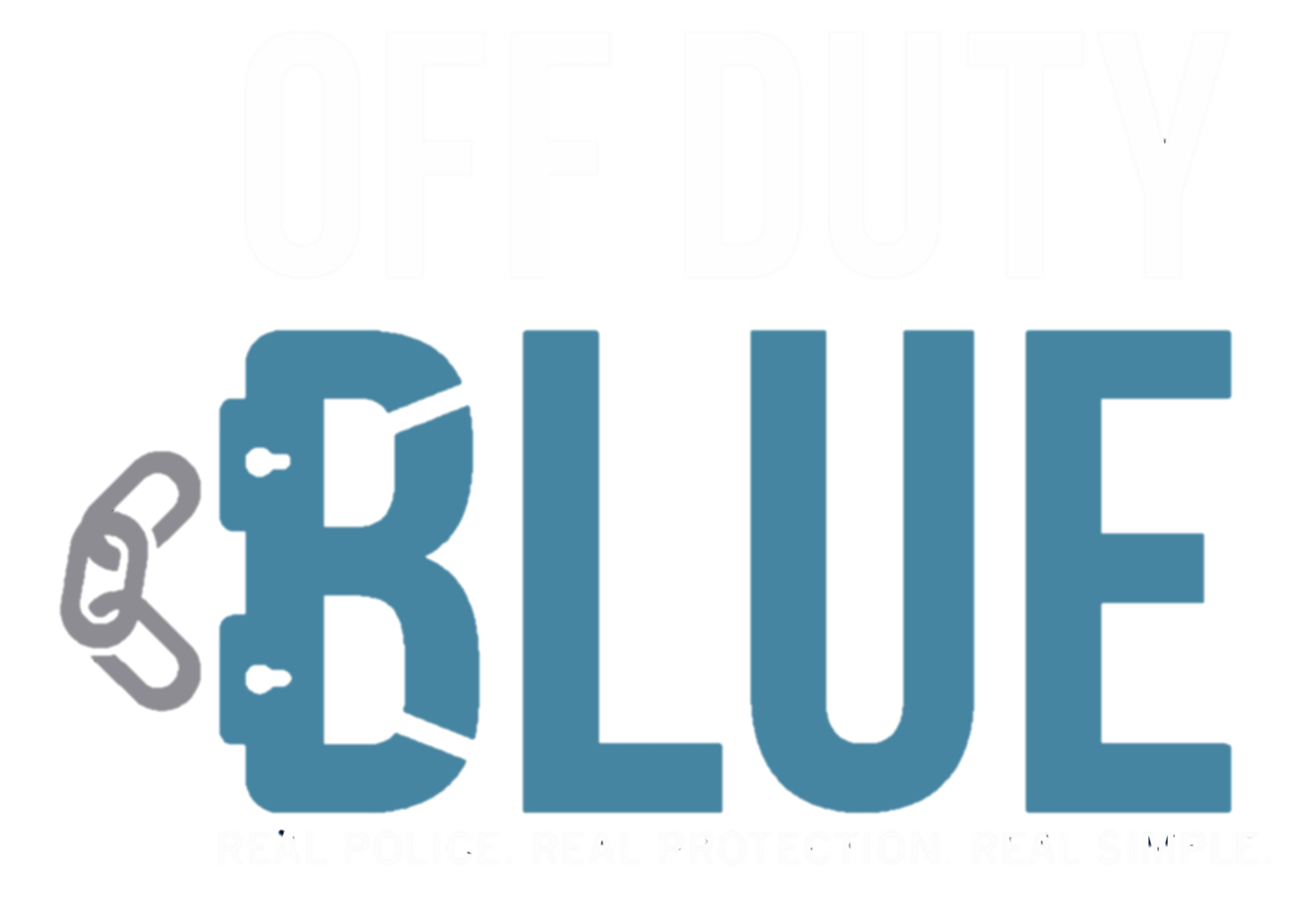 Off Duty Blue