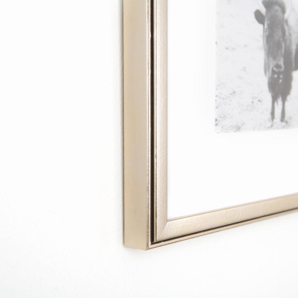 Ventura // Pewter Metallic Frame