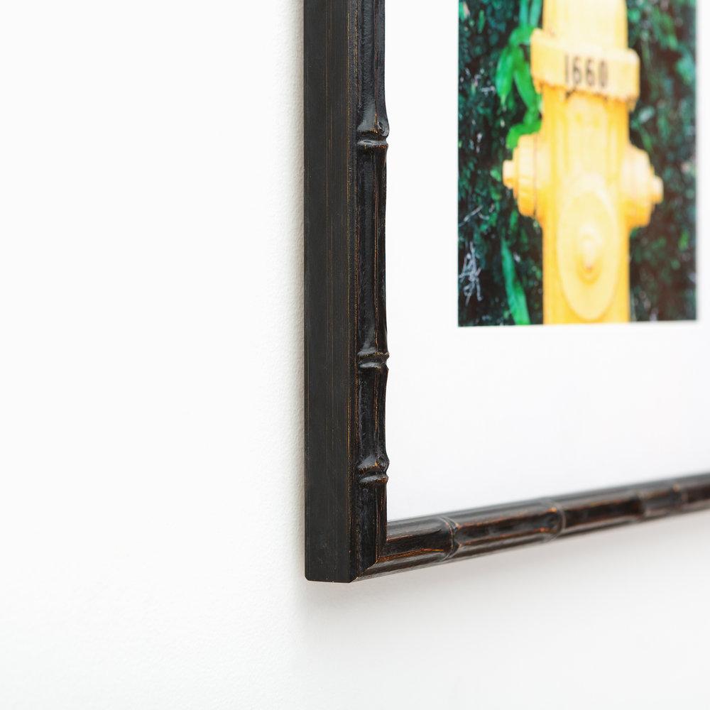 Bali // Black Bamboo Frame