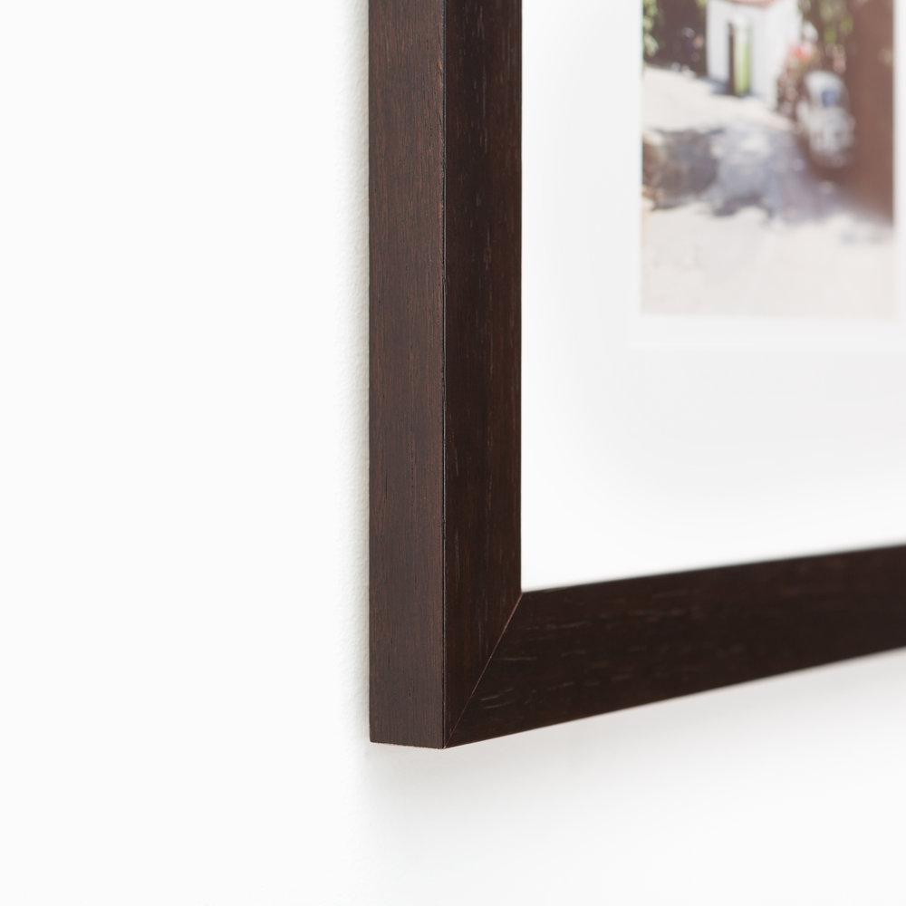 Tacoma // Espresso Wood Frame