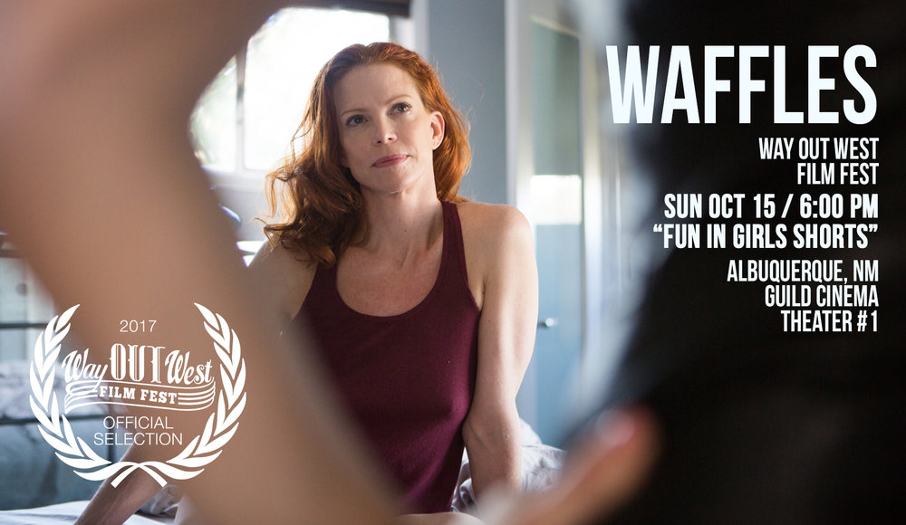 New Mexico Premiere // Way OUT West Film Fest // October 15th @ 6PM