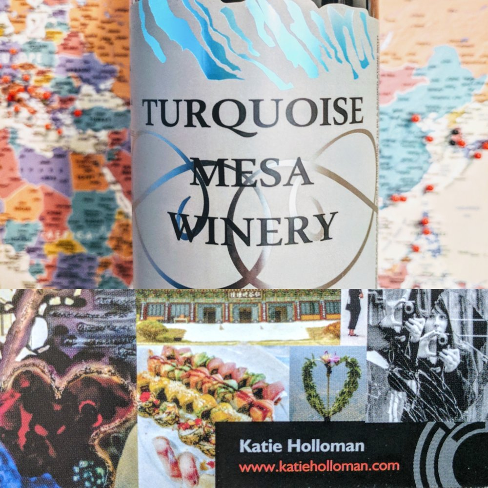 Turquoise Mesa Winery Art Exhibit - February 3, 2018 through May 19, 2018I'm excited to be showing my travel photos and abstract paintings for a three-month exhibit at this local, family-owned winery in Broomfield, CO. Please stop by to view prints, framed photos and paintings for sale...or, stop by and have some wine, at least:)Winery Hours: Thursday-Saturday 1pm-6pmMeet the Artist Saturday Event: April 7, 20181pm-6pmOpen HouseWinery Address: 11705 Teller St. #C Broomfield CO 80020