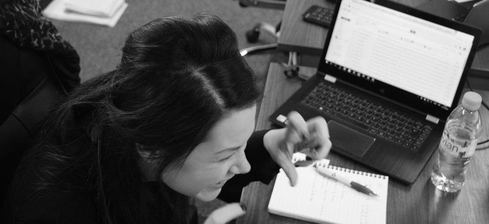 Rebecca Roberts - Founding Partner