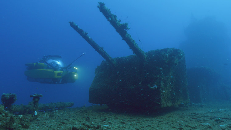 Bikini Atoll: Into the Atomic Abyss