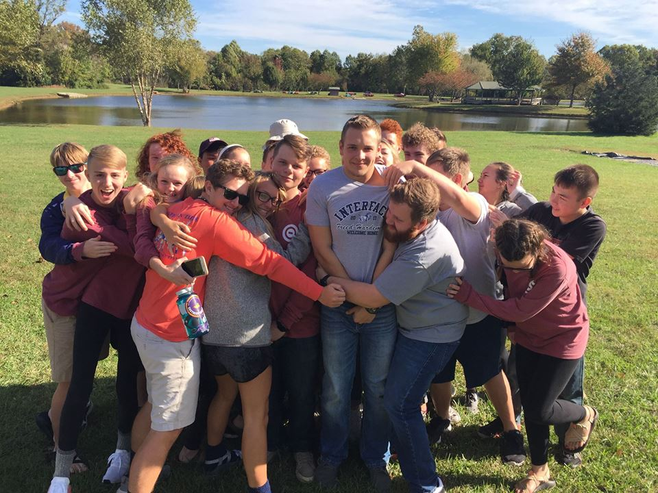 FALL RETREAT 2018 -