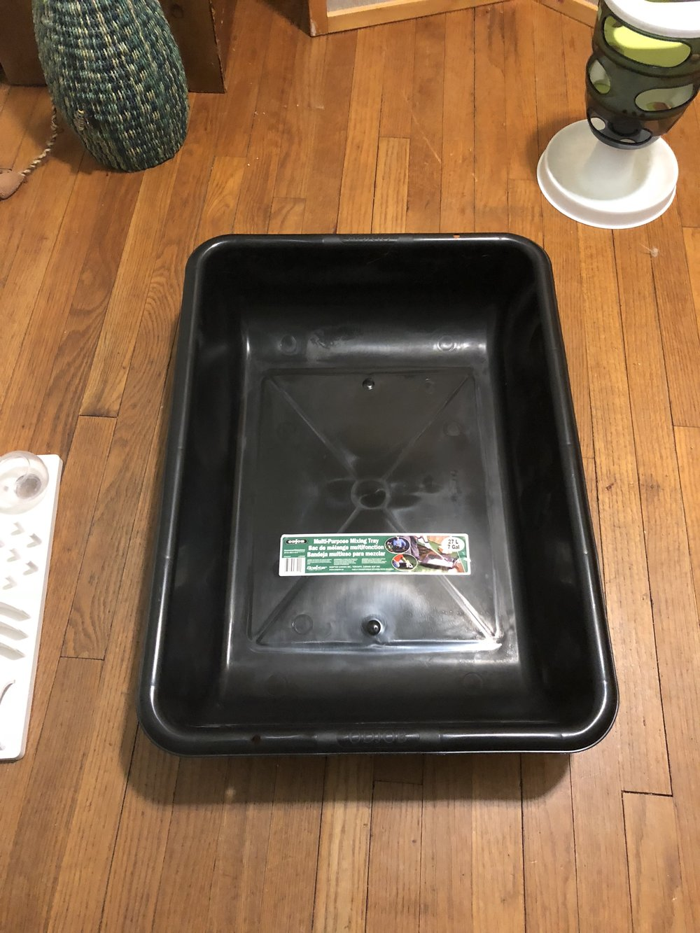 Multi-Purpose Mixing Tray