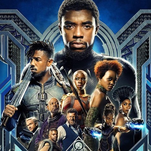 Two more weeks! I can't even! #blackpanther #marvel #omg #icantwait
