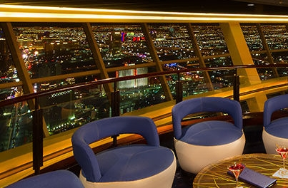 107 Skylounge at Stratosphere