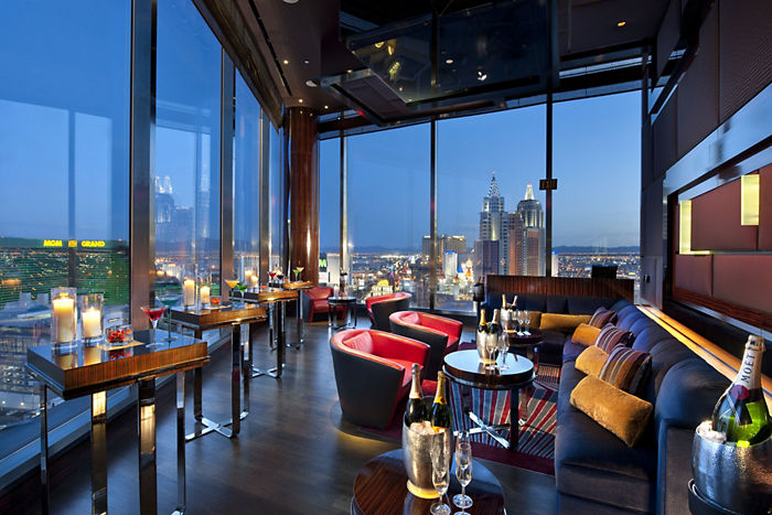 The Amazing view at Bar Mandarin