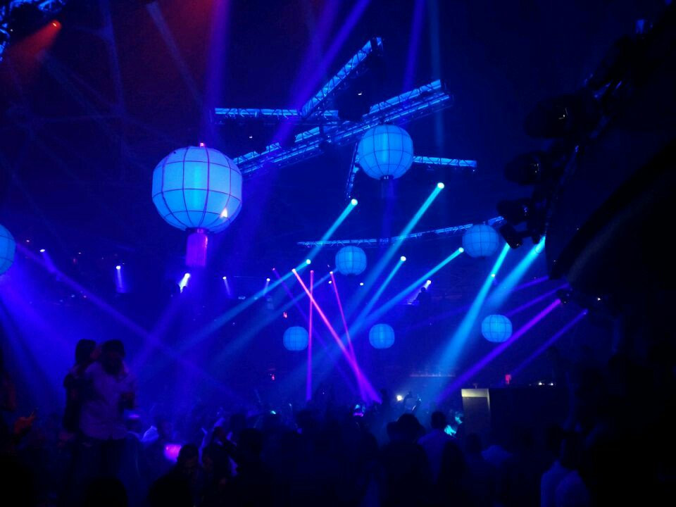 Hakkasan - Club at MGM Grand Las Vegas