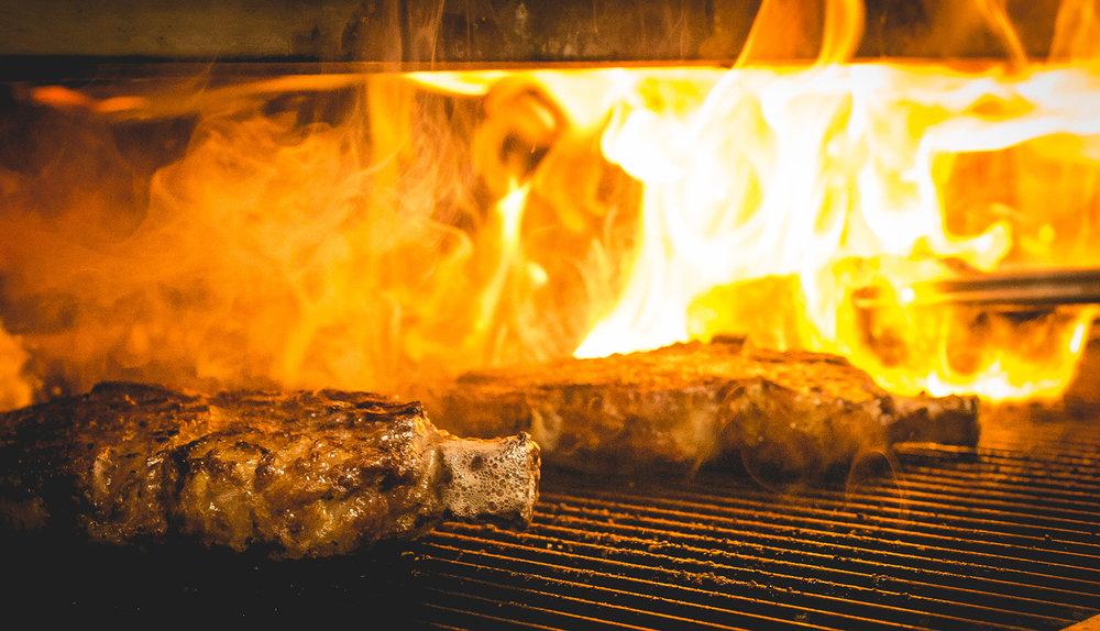 Bavette's Steak
