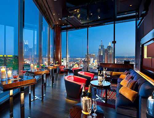 Skybar at Waldorf Astoria View