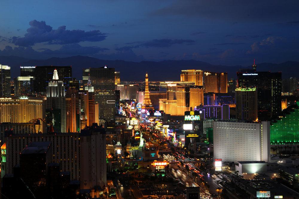 Las Vegas to Grand Canyon National Park Shuttle