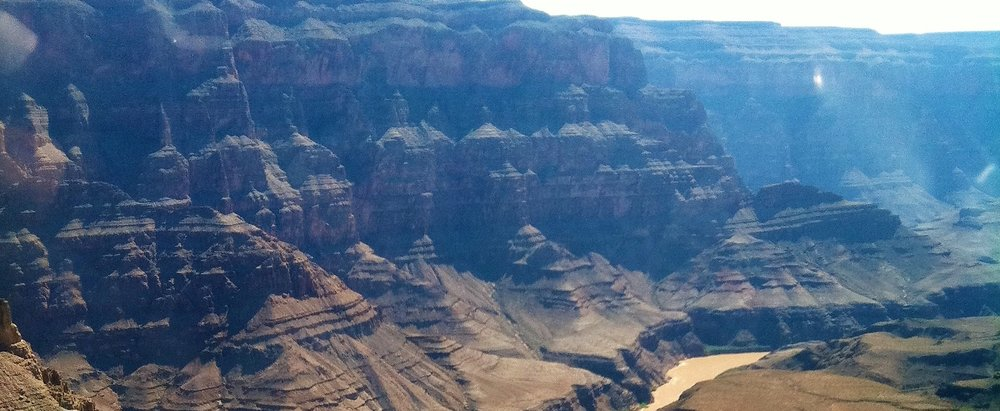Grand Canyon West Rim to Las Vegas Shuttle