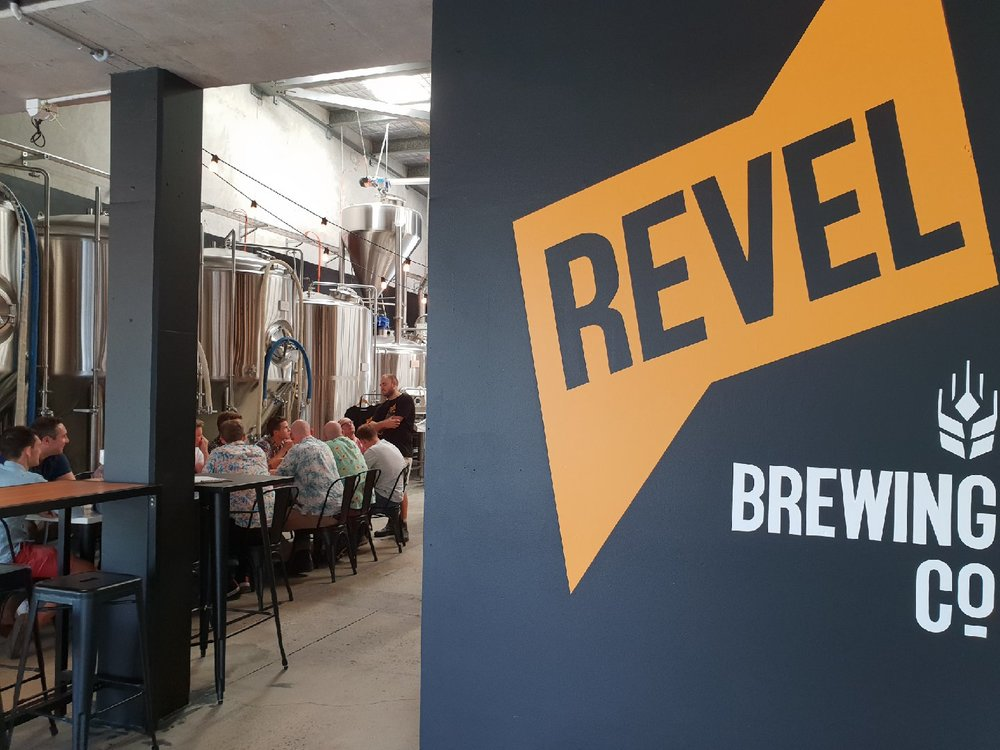 Revel-Brewery