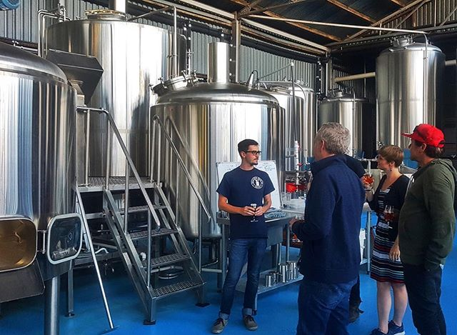 Where it all happens... 🍺 Get your behind the scenes experience on each #HopsAndBrew Tour, or contact to create your own custom itinerary • Choose from The City Run, The Great South East, The Brissie Brews Tour!