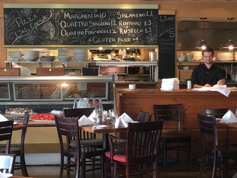 Bacco Trattoria & Mozzarella Bar -