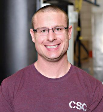 Personal Trainer | Charlie Racinowski | Columbia, MO
