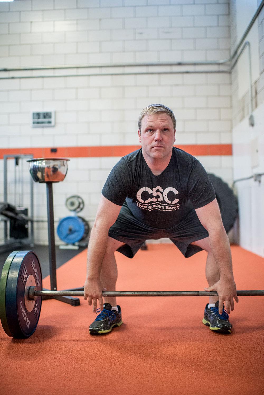 CSC | Alpha Fit | Columbia, MO