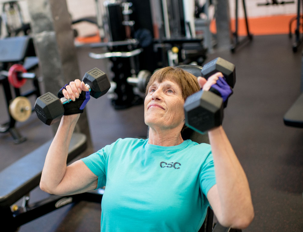 CSC | Fit over Fifty | Columbia, MO