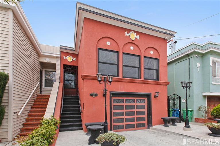 62 Del Monte - Outer MissionSold for $745,000