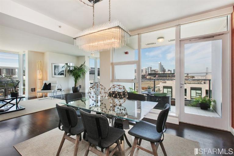 330 Mission Bay Unit 802 - Mission BaySold for $1,800,000