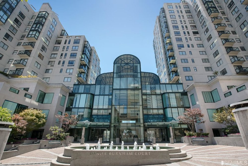 1 daniel burnham Court Unit 319 - Civic Center/Van Ness$556,000