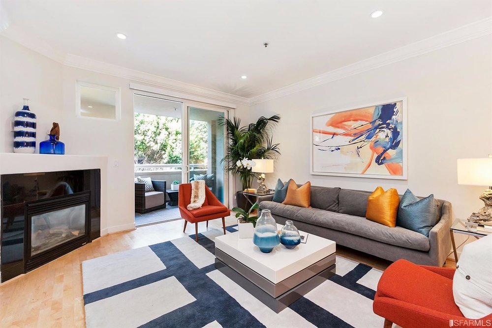 851 Van ness unit 108 - Civic Center/Van Ness$1,000,000