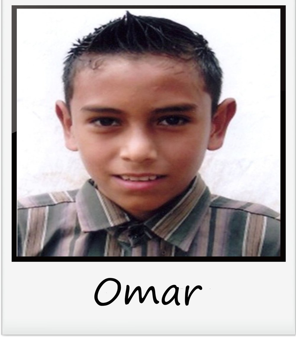 Omar, a sponsored child, inspired TwelveX to create the Monthly Engaged Giving methodology as an antidote to the Fundraising Status Quo