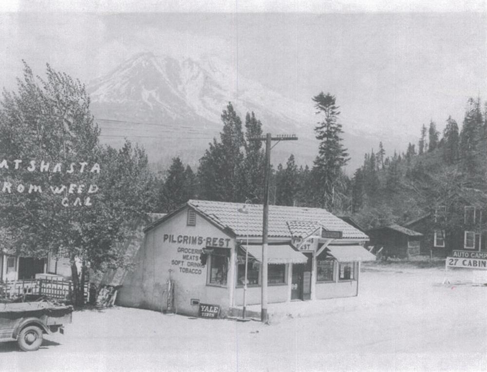 Hi-Lo Motel & Cafe, pre-1945