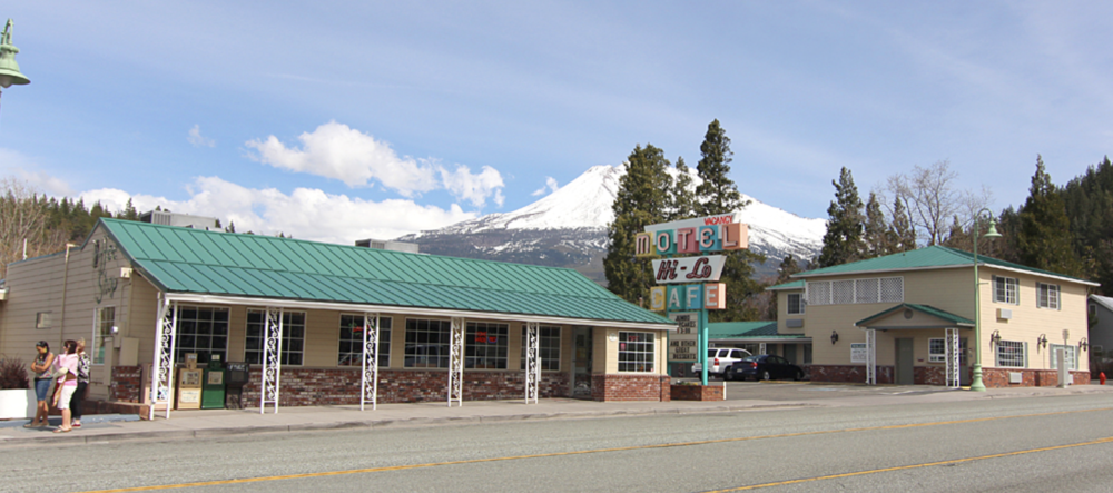 Hi-Lo Motel & Cafe today