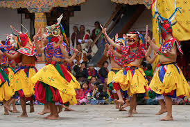 THE FESTIVALS OF BHUTAN - COMPLETED: HAVEN'T STARTED