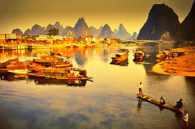 THE LI RIVER - COMPLETED: HAVEN'T STARTED