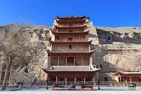 MOGAO CAVES - COMPLETED: HAVEN'T STARTED