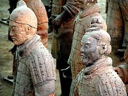 XI'AN & THE TERRA-COTTA WARRIORS - COMPLETED: HAVEN'T STARTED