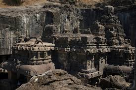 THE CAVE TEMPLES OF AJANTA & ELLORA - COMPLETED: HAVEN'T STARTED