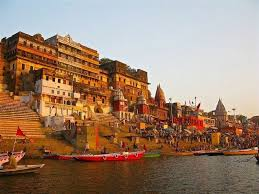 THE GHATS OF VARANASI - COMPLETED: HAVEN'T STARTED