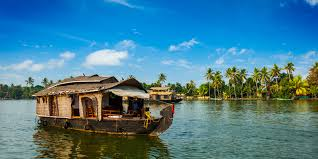 THE BACKWATERS OF KERALA - COMPLETED: HAVEN'T STARTED