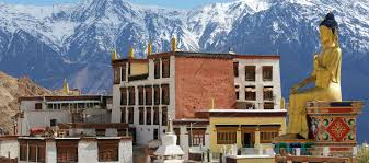 LADAKH - COMPLETED: HAVEN'T STARTED