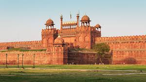 RED FORT & CHANDNI CHOWK - COMPLETED: HAVEN'T STARTED