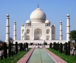 THE TAJ MAHAL - COMPLETED: HAVEN'T STARTED