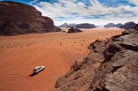 AQABA & WADI RUM - COMPLETED: HAVEN'T STARTED