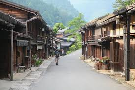 WALKING THE NAKASENDO - COMPLETED: HAVEN'T STARTED