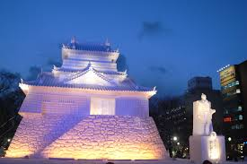 SAPPORO SNOW FESTIVAL - COMPLETED: HAVEN'T STARTED