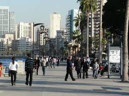 BEIRUT'S CORNICHE - COMPLETED: HAVEN'T STARTED