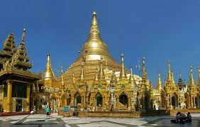 SHWEDAGON PAGODA - COMPLETED: HAVEN'T STARTED