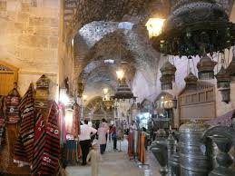 THE COVERED SOUKS OF ALEPPO - COMPLETED: HAVEN'T STARTED